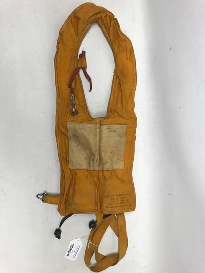 WW II Life Preserver Vest Type B-3