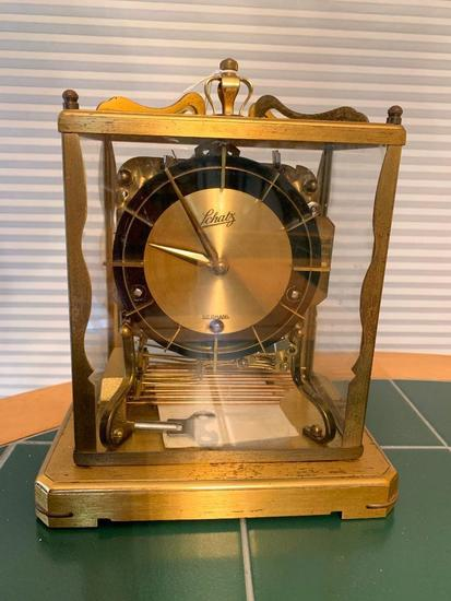 Vintage Schatz, Germany Carriage Clock