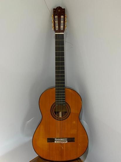 Yamaha Moderl G-245S Classical Guitar W/Case