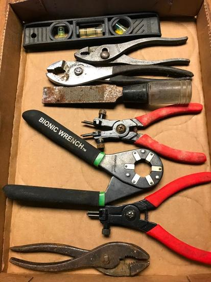 Group Of Wrenches Of Various Kinds