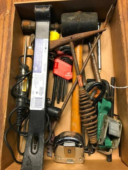 Group Of Misc. Tools