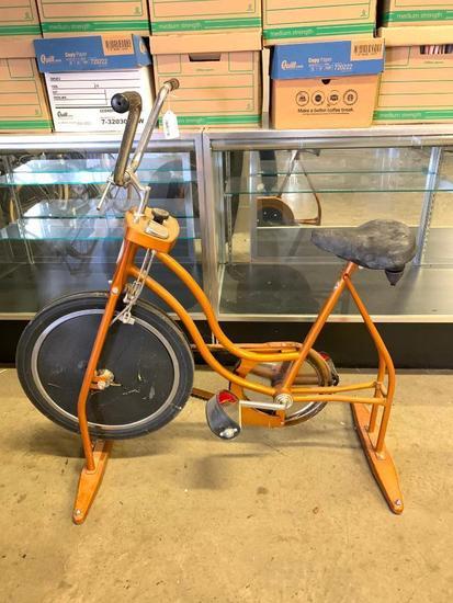Vintage Schwinn Exercise Biycle