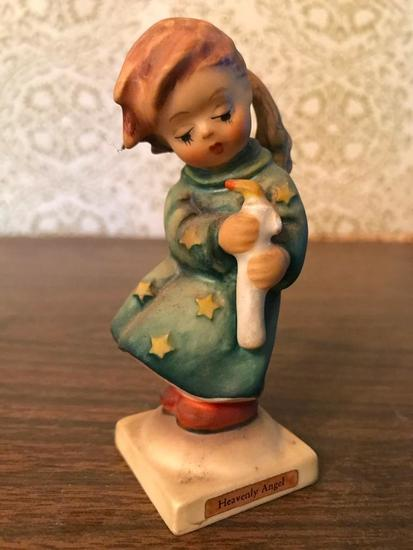 "Hummel Figurine: ""Heavenly Angel"""