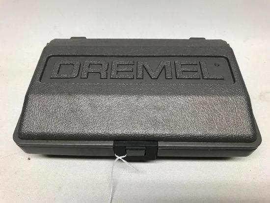 Dremel Moto-Tool W/Accessories In Case