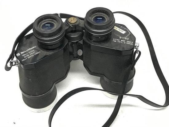 Bell & Howell 8 x 40 Binoculars