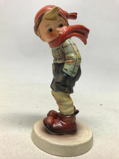 Hummel Figurine: March Winds