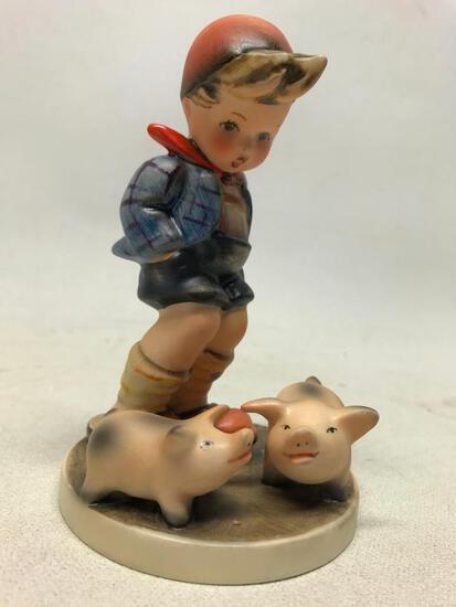 Hummel Figurine: Farm Boy