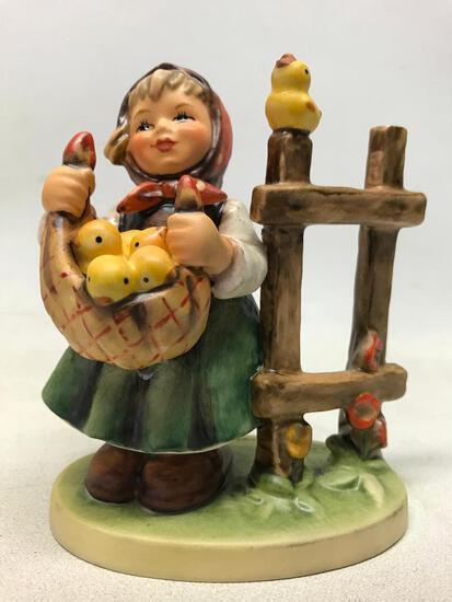 Hummel Figurine: Chicken Licken
