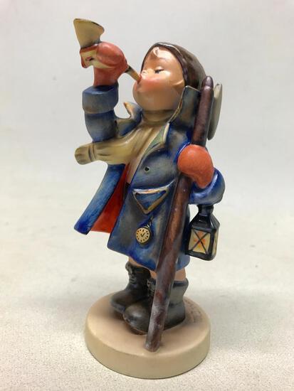 Hummel Figurine: Hear Ye, Hear Ye