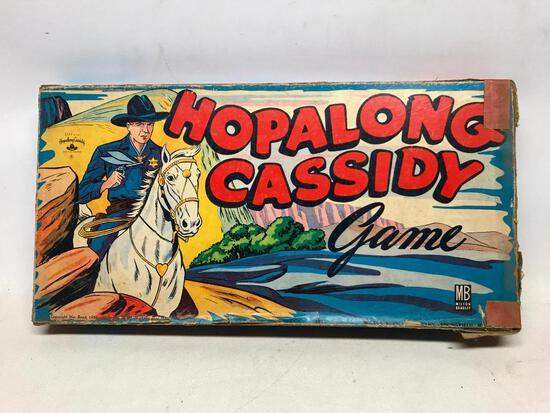 1950 Hopalong Casssidy Game