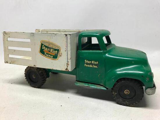 "Vintage Tonka Toys ""Star-Kist Tuna"" Delivery Truck"