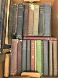 Group of Antique School Books