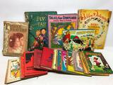 Box of Vintage Children's Books!