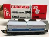 HO Scale Fleischmann Train Car W/Box