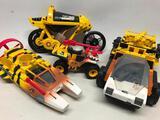 GI Joe Vehicles Tiger Force