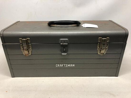 Craftsman Metal Toolbox