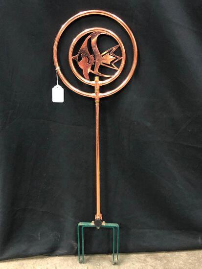Copper Decorator Watering Sprinkler