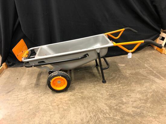 Worx 2-Wheel Dolly/Yard Cart
