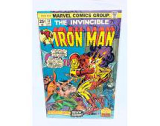 Online Only Auction Of Toys, Cards & Comic Books