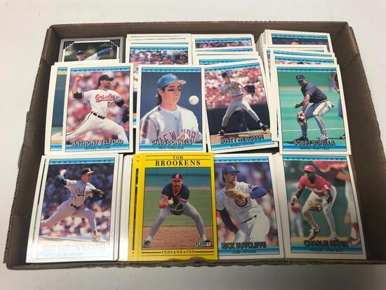400 +/- 1992 Donruss Series II Baseball Cards