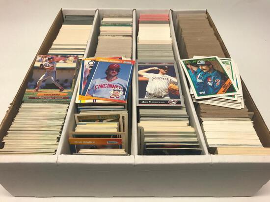 Monster Box Of 1988-1992 Baseball Cards