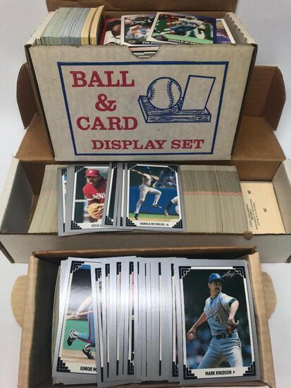 Group Of Baseball Cards