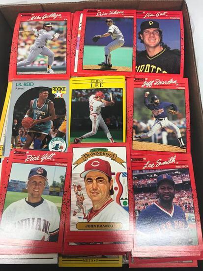 Group Of 500 +/- Baseball Cards