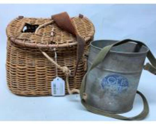 Online Only Auction, Antiques, Vintage Clothing!