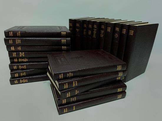 "(23) Volumes ""Modern Business"" From Alexander Hamilton Institute 1957"