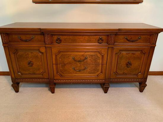 Vintage 1960's Mount Airy Buffet Server