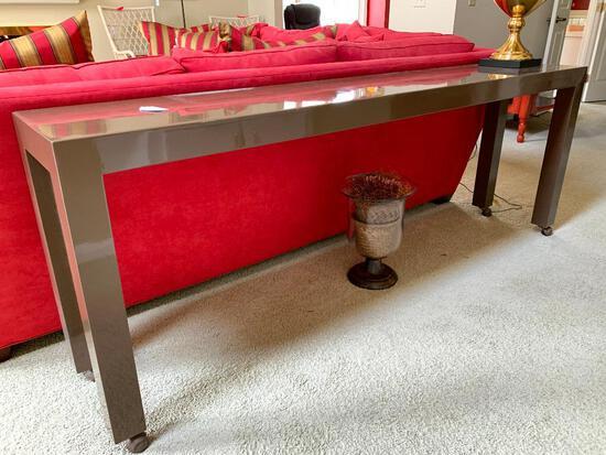 Contemporary Design Sofa Table