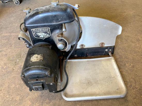 Older, American Slicing Machine