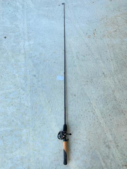 Ryobi V-Mag Reel & Berkley Lightning Rod