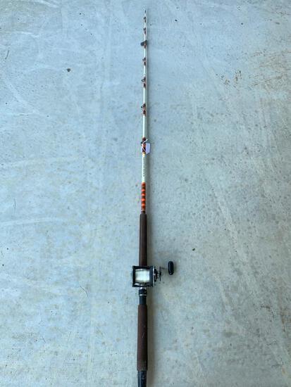 Daiwa Sealine H50 Reel & Ambassador Magnum Rod
