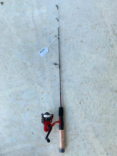 Shakespeare USDR30 Reel & Ugly Stick Dock Runner Rod