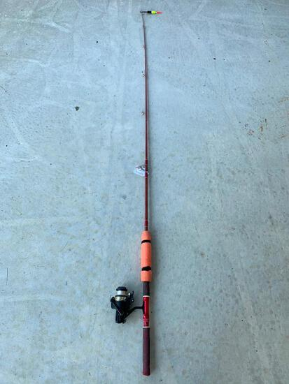 Daiwa Reel & Berkley Rod