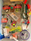And More Fishing: Sputnik Anchor Sinkers, Plastic Bait, Jigheads, Hooks, & More