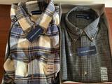 (2) Unworn Shirts