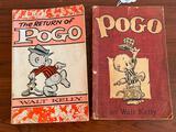 Mid 1960's Pogo Paperback Books