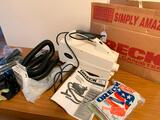 Oreck XL Compact Canister Vacuum In Box **Appears Unused**