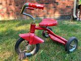 Vintage Child's 3-Wheel Tricycle