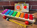 (2) Vintage Fisher-Price Toys