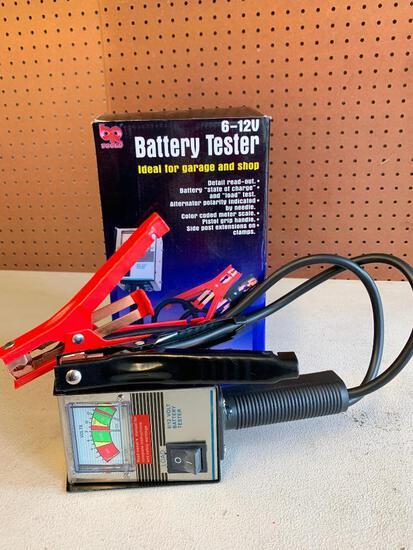 Battery Tester In Original Box