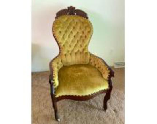 Online Only Auction Of Antique Furniture & More!