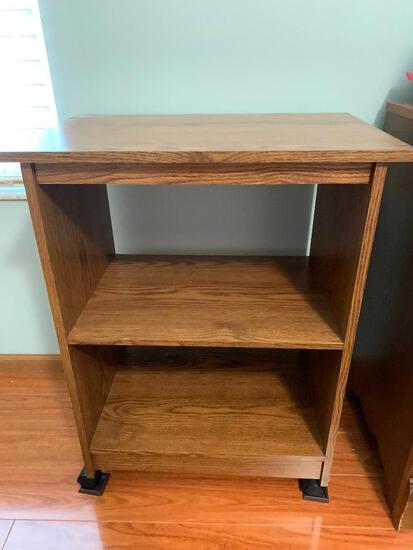 Fiber Board Microwave Cart or Stand