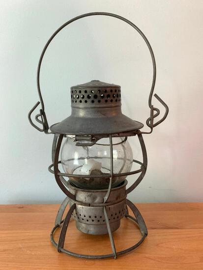 Dressel, Arlington, NJ, N.Y.C.S. Railroad Lantern