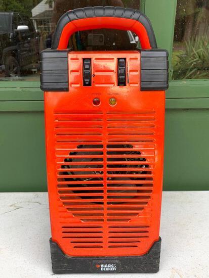 Black n Decker Space Heater, BDH-104