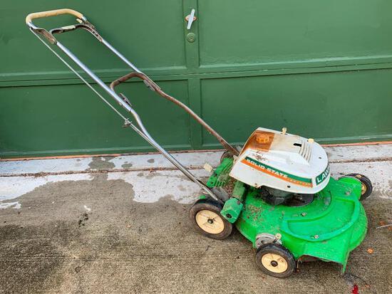 Lawn Boy, 21 Inch Push Mower