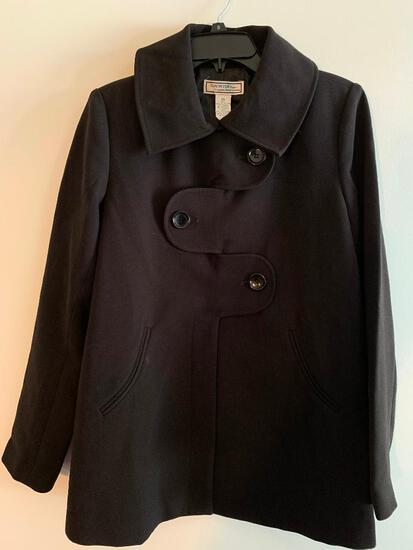 Simnonton Says, Ladies Coat, Size XS, Polyester