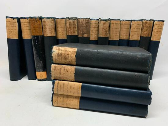 History of England, Samuel R Garndiner, Longmans Green and Company, London, New York & Bombay, 1896
